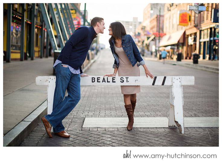 Candace Adam Promised A Downtown Memphis Engagement