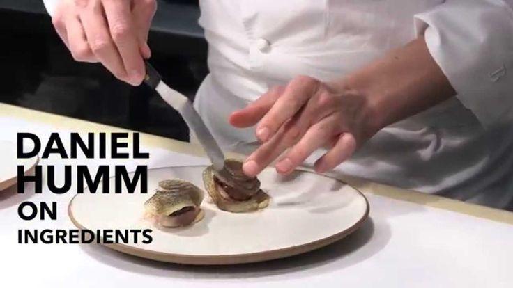 Daniel Humm on Ingredients