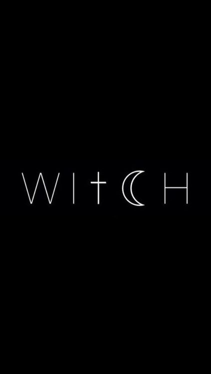 #witch #logo #verbicon