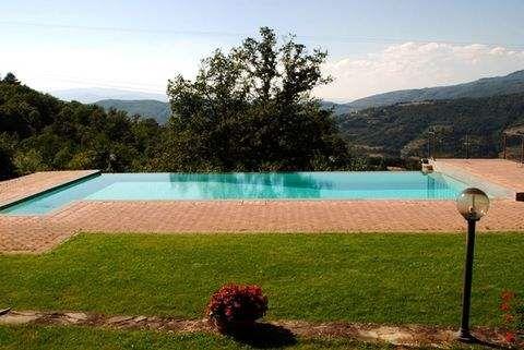 Villa In Val Tiberina, Arezzo, Tuscany (MD2404347) -  #Villa for Sale in Arezzo, Toscana, Italy - #Arezzo, #Toscana, #Italy. More Properties on www.mondinion.com.