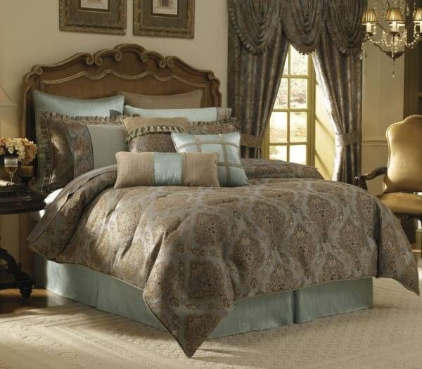 Laviano Bedding By Croscill Bedding