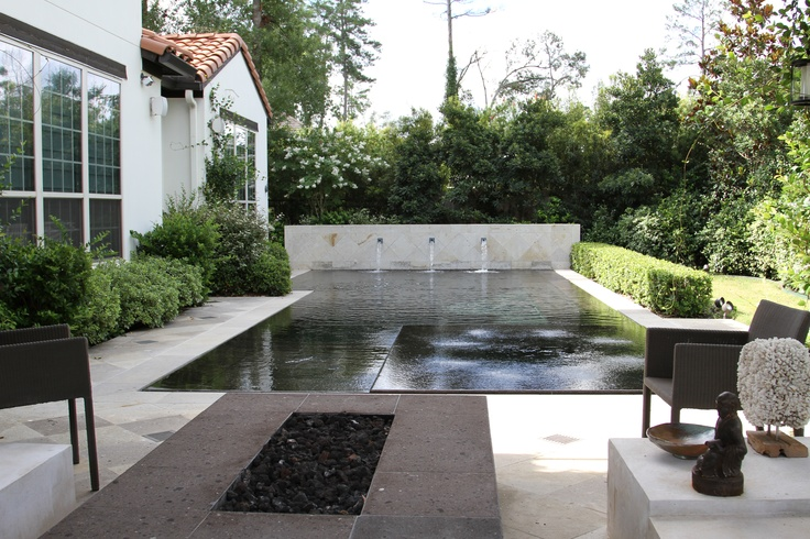 A beauty from hipp pools the woodlands tx creative swimming pools pinterest swimming for Swimming pools the woodlands tx
