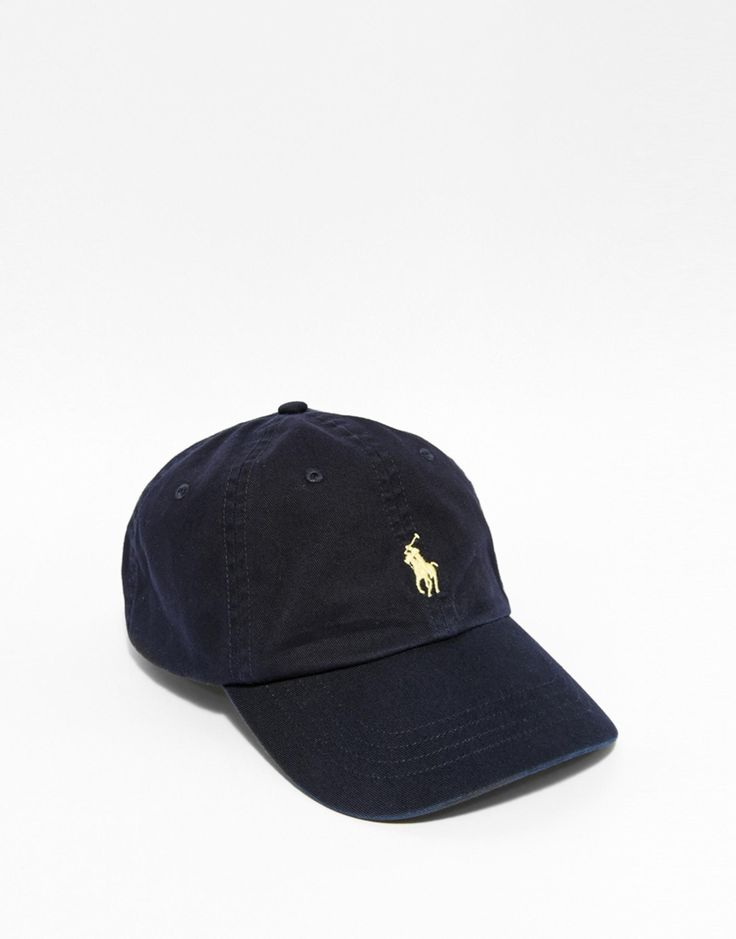 Image 1 - Polo Ralph Lauren - Casquette de baseball avec logo