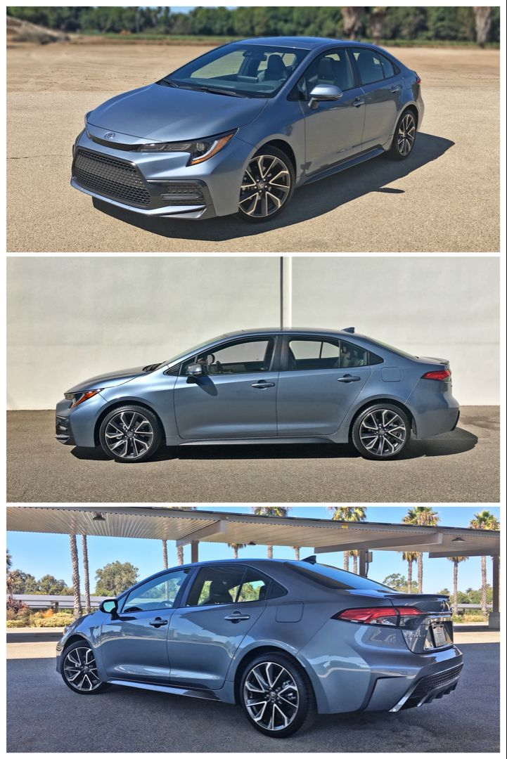 Review The 2020 Toyota Corolla Xse Is A Great Car For Almost Anyone Toyota Corolla Sedan Toyota