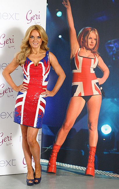 Leos Musician (member of The Spice Girls) - Geri Halliwell - Aug. 6
