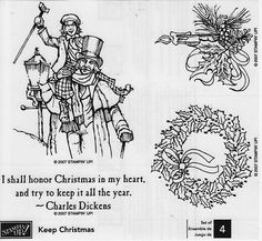 stampin up keep christmas - Google Search