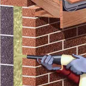 #Cavity #Wall #Insulation | reduce energy loss | reduce carbon footprint