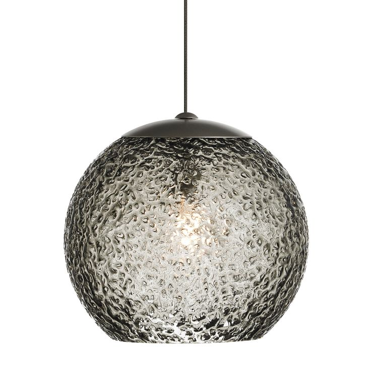 Mini rock candy round pendant by lbl lighting http www