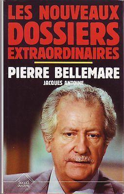 #suspens : Les Nouveaux Dossiers Extraordinaires - Pierre Bellemare