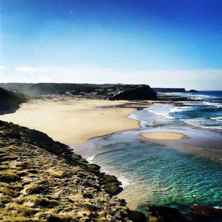 Praia Monte Clerigo - Aljezur, Portugal