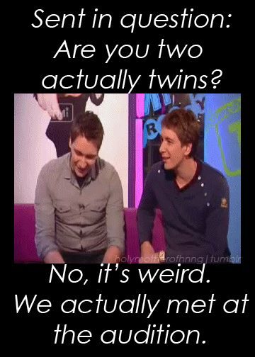 #lol #funny #haha #humour #harry #potter #twins #fred #george #weasley