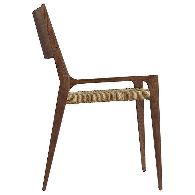 mcguire furniture company noe. mcguire furniture seido walnut arm chair no m413 mcguire company noe