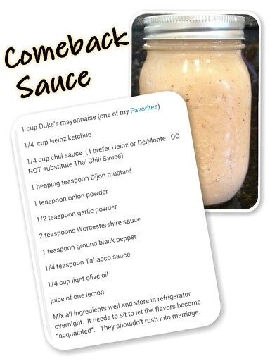 Comeback Sauce (outbacks blooming onion sauce)