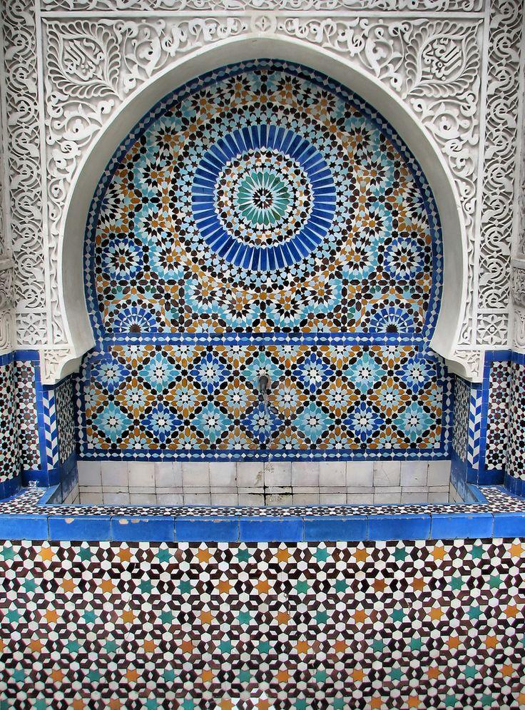 Mosquee de Paris - Ablution Fountain | by *Checco*