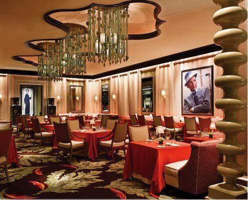 Sinatra Restaurant at Encore LasVegas