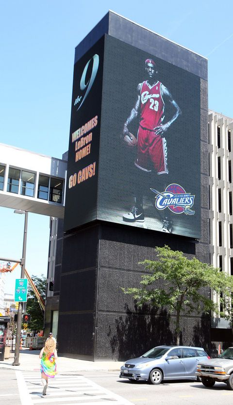 """NBA Draft 2015: LeBron James is """"very much engaged"""" with Cleveland Cavaliers on roster decisions   cleveland.com"""