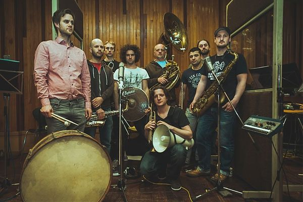 The Hackney Colliery Band | To Book Or Hire | Sternberg Clarke