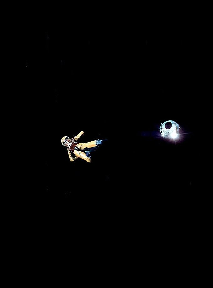 2001: A Space Odyssey, 1968. (Light, Movement, Element of Time, Inference)