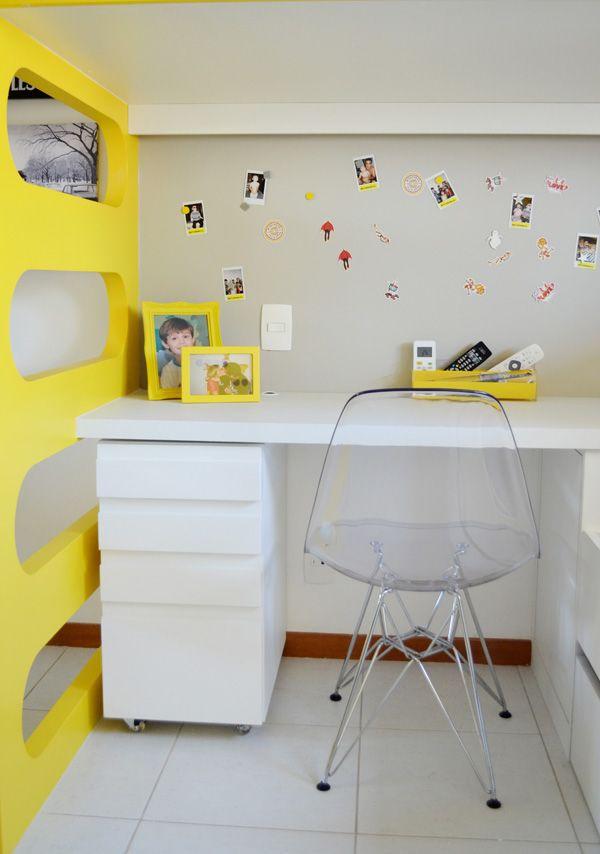 25 melhores ideias sobre escrivaninha de beliche no for Sofa que se transforma em beliche