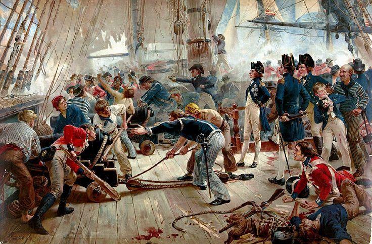 SHIPS: Battle of Trafalgar