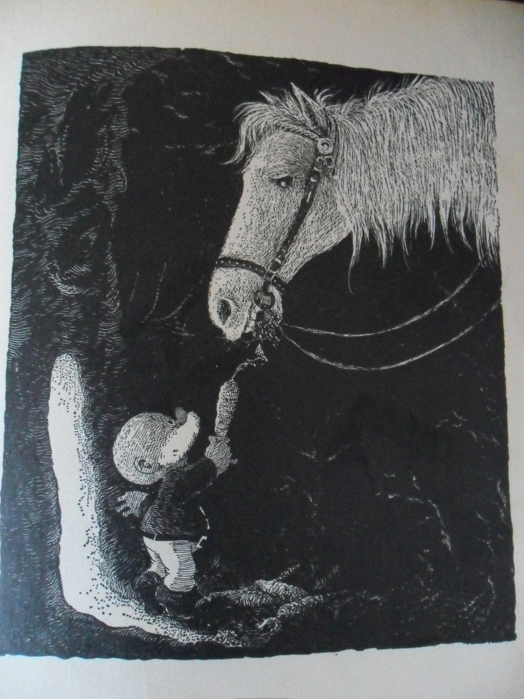 Paulus and horse.