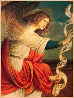Arcangel San Gabriel oracion para graves problemas en la pareja