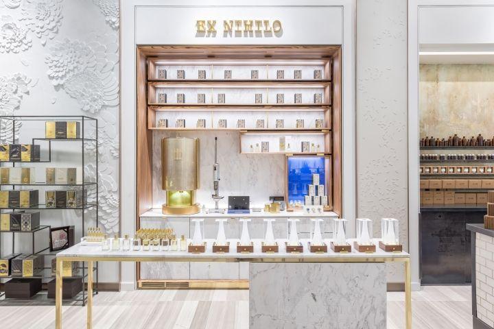 Saks Fifth Avenue by FRCH Design Worldwide & Saks Fifth Avenue team, Toronto – Canada » Retail Design Blog