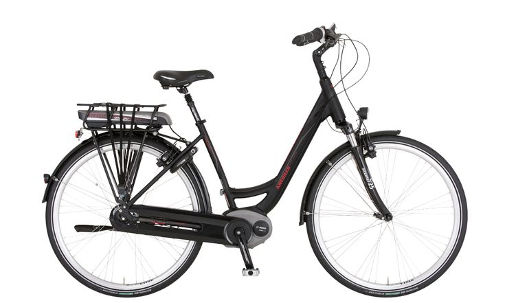 Vitality Eco 5 Holland 400Wh Shimano Nexus 8-speed / HS11