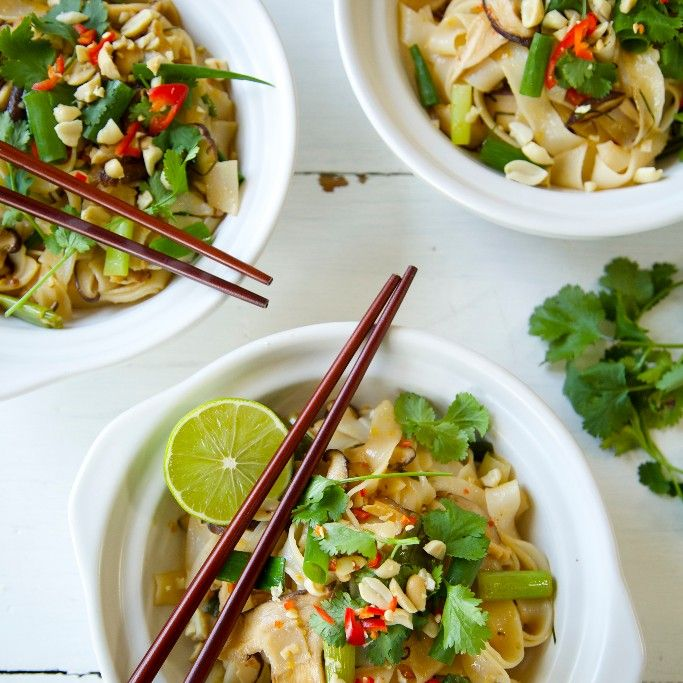 Vegetarian Pad Thai By Nadia Lim