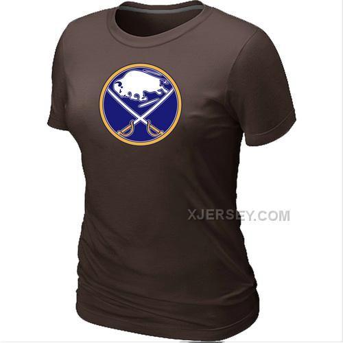 http://www.xjersey.com/nhl-buffalo-sabres-big-tall-womens-logo-brown-tshirt.html NHL BUFFALO SABRES BIG & TALL WOMEN'S LOGO BROWN T-SHIRT Only $26.00 , Free Shipping!
