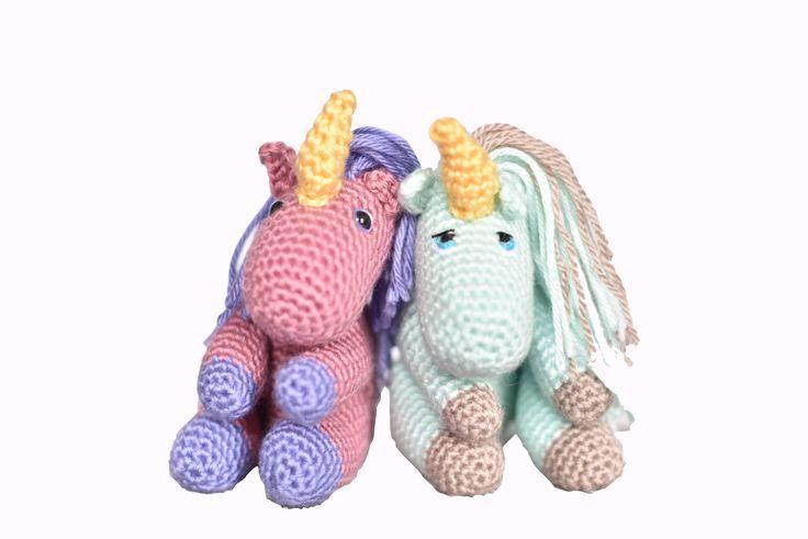 Amigurumi Unicorn | Crochet Kit