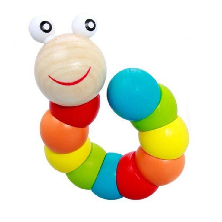 Купить Красочные насекомые пазлы дети развивающие деревянные игрушки детские дети пальцы гибкие обучение наука крутящий червь игрушкии другие товары категории Пазлыв магазине Aurelia Online Co.Ltd.наAliExpress. история игрушек игрушки для ванной и игрушка правитель