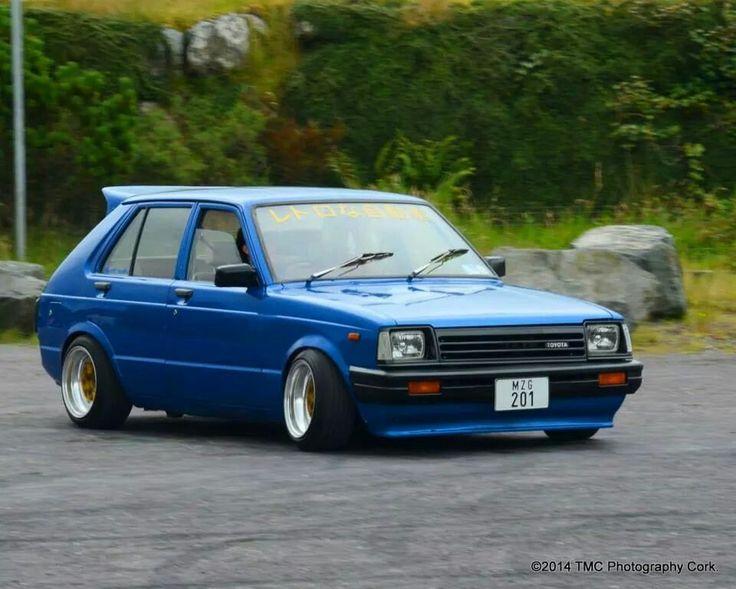 Toyota starlet :)