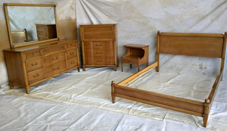 Im Stil Der Mitte Des Jahrhunderts, Modernes Schlafzimmer Möbel