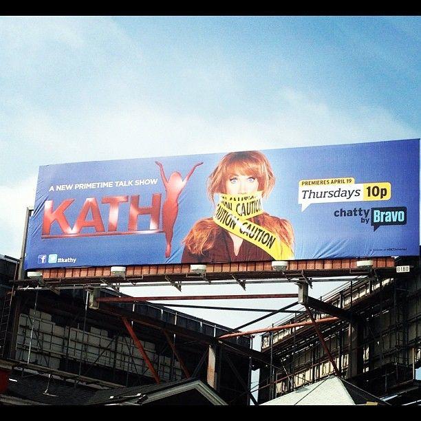Love Kathy Griffin!