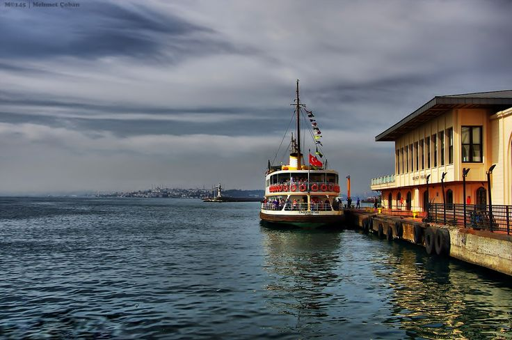 A moment in Istanbul. by Mehmet Çoban on 500px