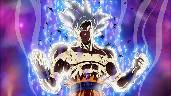 Dragon Ball Z Son Goku Dragon Ball Super Mastered Ultra Instinct Hd Wallpap Goku Ultra Instinct Wallpaper Dragon Ball Super Wallpapers Dragon Ball Wallpapers