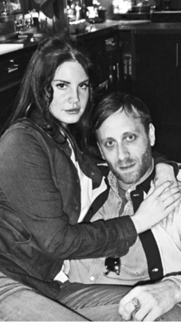 Lana: Me and Dan Auerbach are excited to present you Ultraviolence