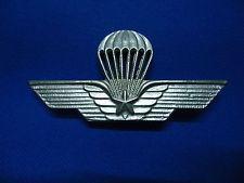 Italy Italian Military Parachute Jump Wings