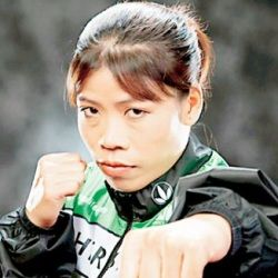 Mary Kom (Indian, Boxer) was born on 01-03-1983. Get more info like birth place, age, birth sign, biography, family, relation & latest news etc.