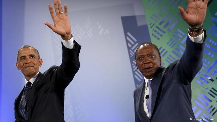 Barack Obama Kenya Trip: Presidents' Address