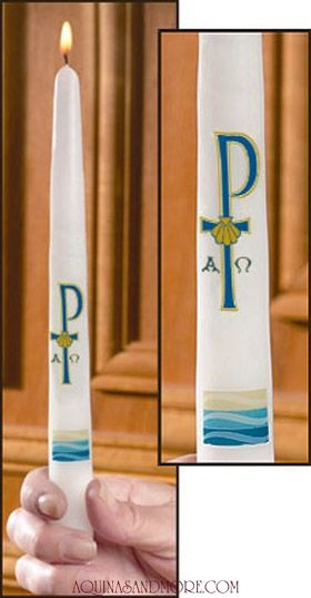 baptism candle - Google Search