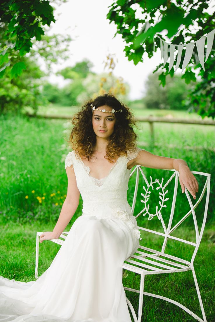 31 best boho style wedding dress designer images on pinterest dana bolton is a wedding dress designer based in london who specialises in beautiful vintage lace wedding dresses ombrellifo Image collections