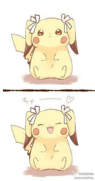 Pika girl... iT'S SO CUTE