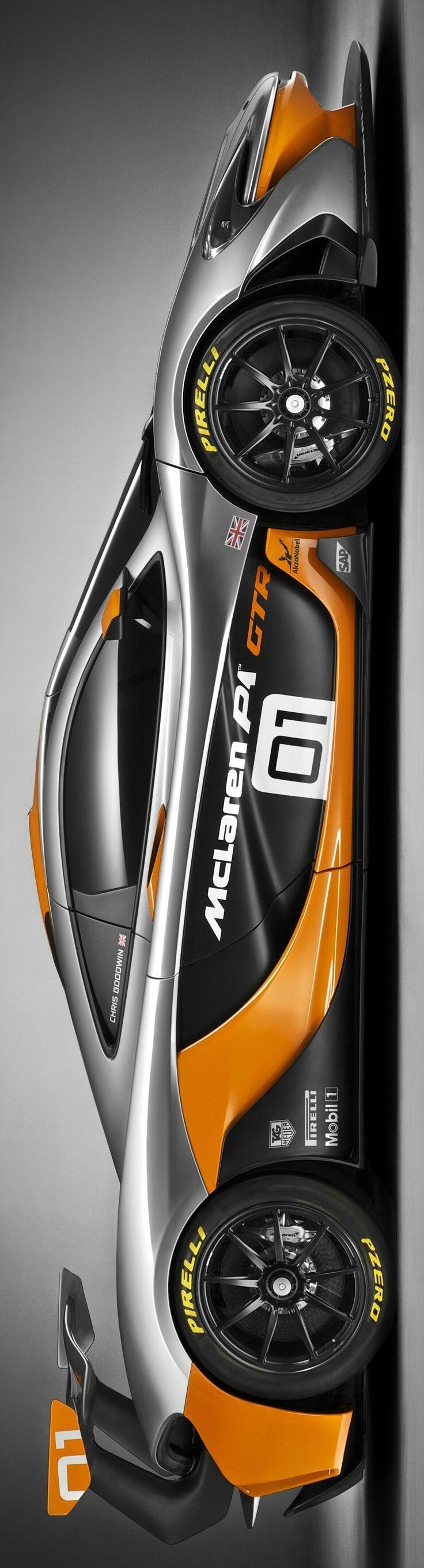 McLaren P1 GTR by Levon - https://www.luxury.guugles.com/mclaren-p1-gtr-by-levon-13/