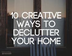 1000 ideas about declutter your home on pinterest declutter clutter and get organised - Important thing consider decluttering ...