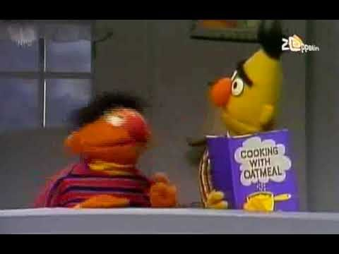 Bert & Ernie - Rijmpjesspel