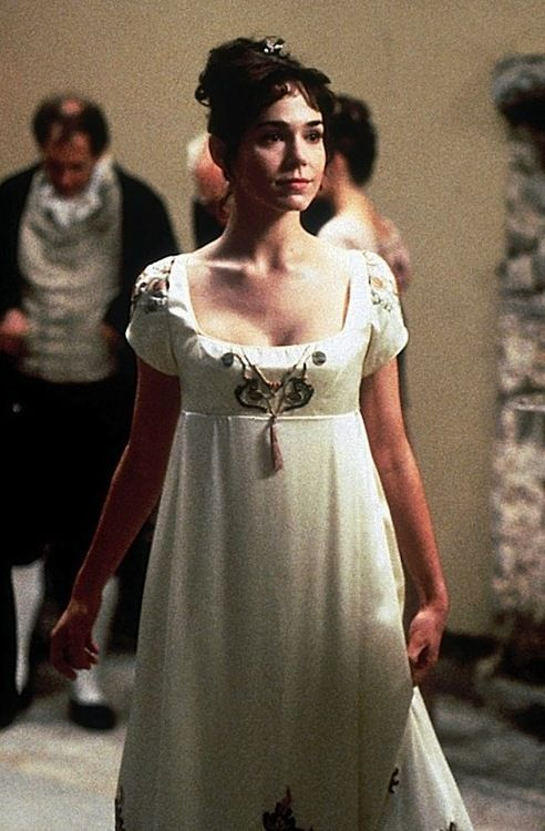 Frances O'Connor as Fanny Price in Jane Austen's Mansfield Park
