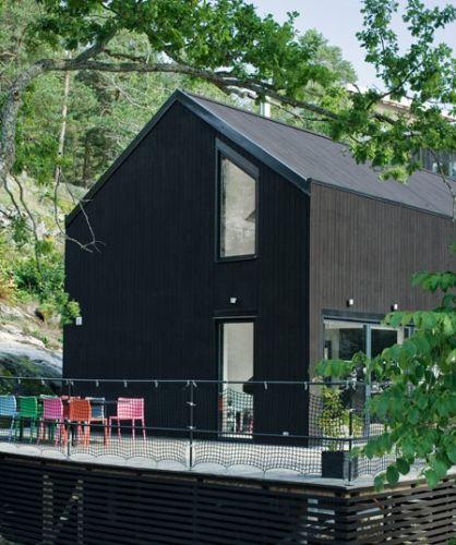 Black Barn from Pinc House