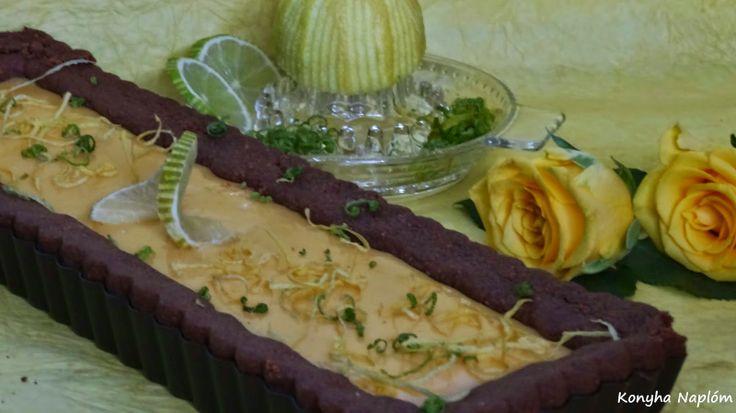 Konyha Naplóm: Citromos-sütemény